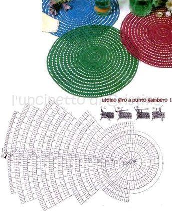 Pin von Ibelmar Cachute auf tricô e crochê | Pinterest
