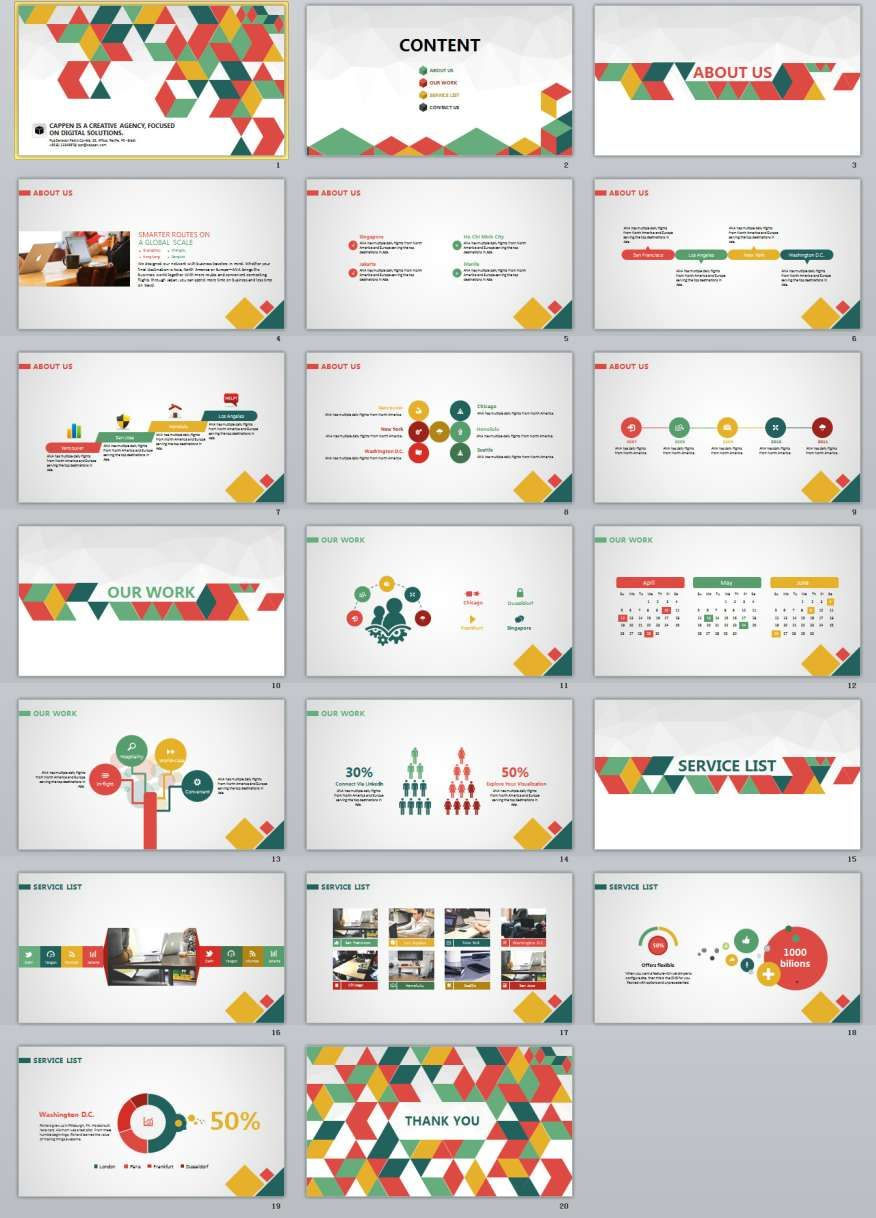 20+ simple powerpoint template | powerpoint 2018 templates, Powerpoint templates
