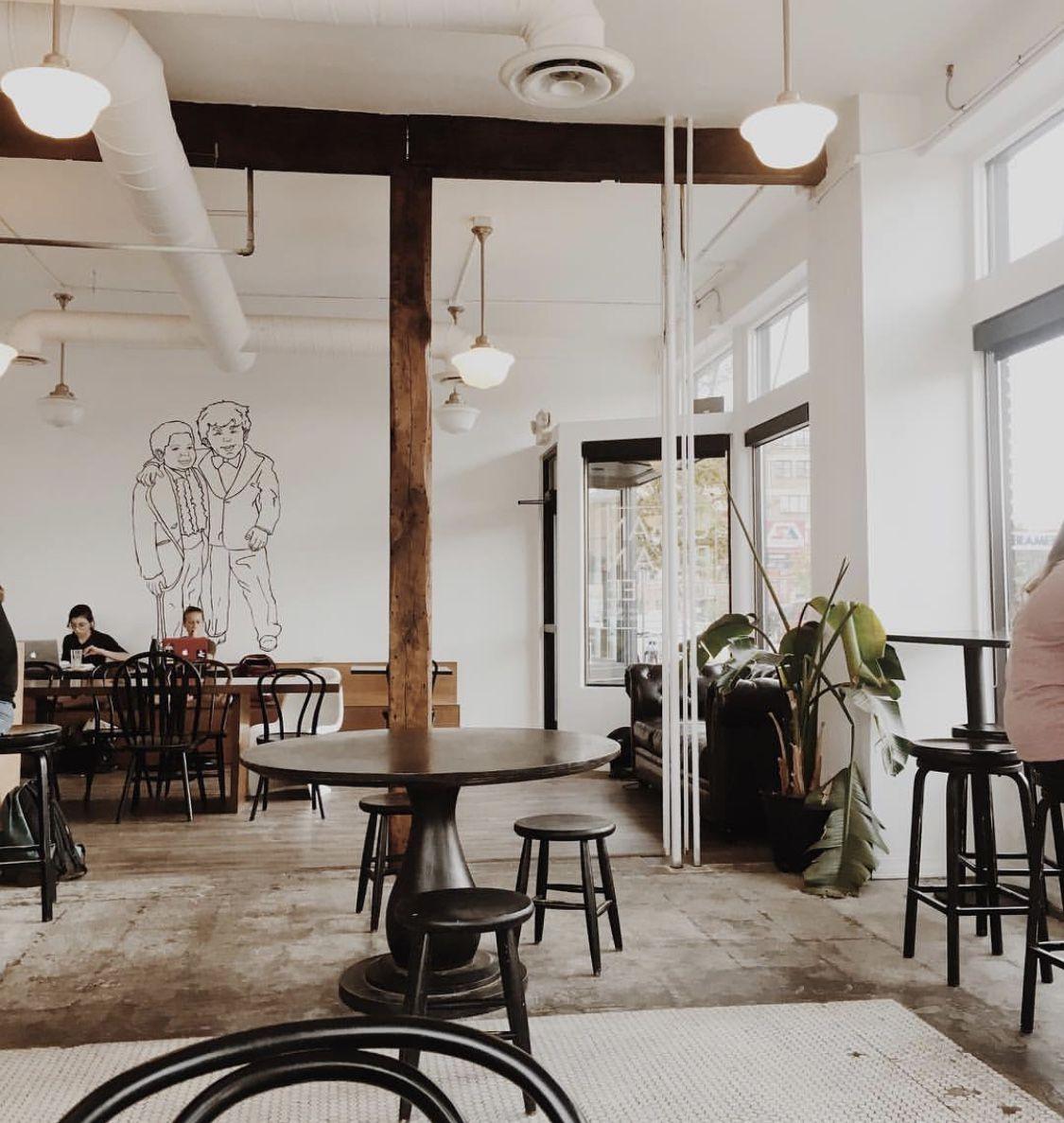 Urban Bean Coffee Minneapolis Photo Credit Emily Sutliff Cute Coffee Shop Coffee Minneapolis Coffee Shop