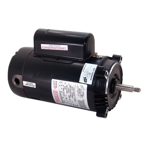A O Smith Century St1202 Full Rated 2 Hp 3 450 Rpm Single Speed Pool Pump Motor Pool Filters Swimming Pools Outdoor Propane Heater