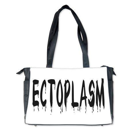 Ectoplasm 1 Diaper Bag on CafePress.com