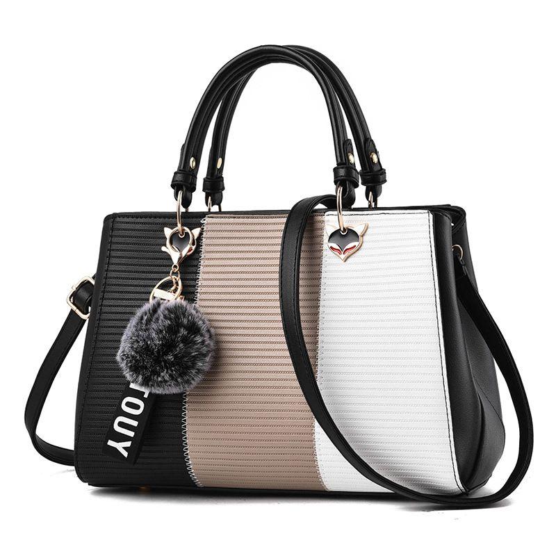 37100e1b59 2018 Women most popular fashion leather elegance ladies  hand bag at low  price bags wholesale handbag