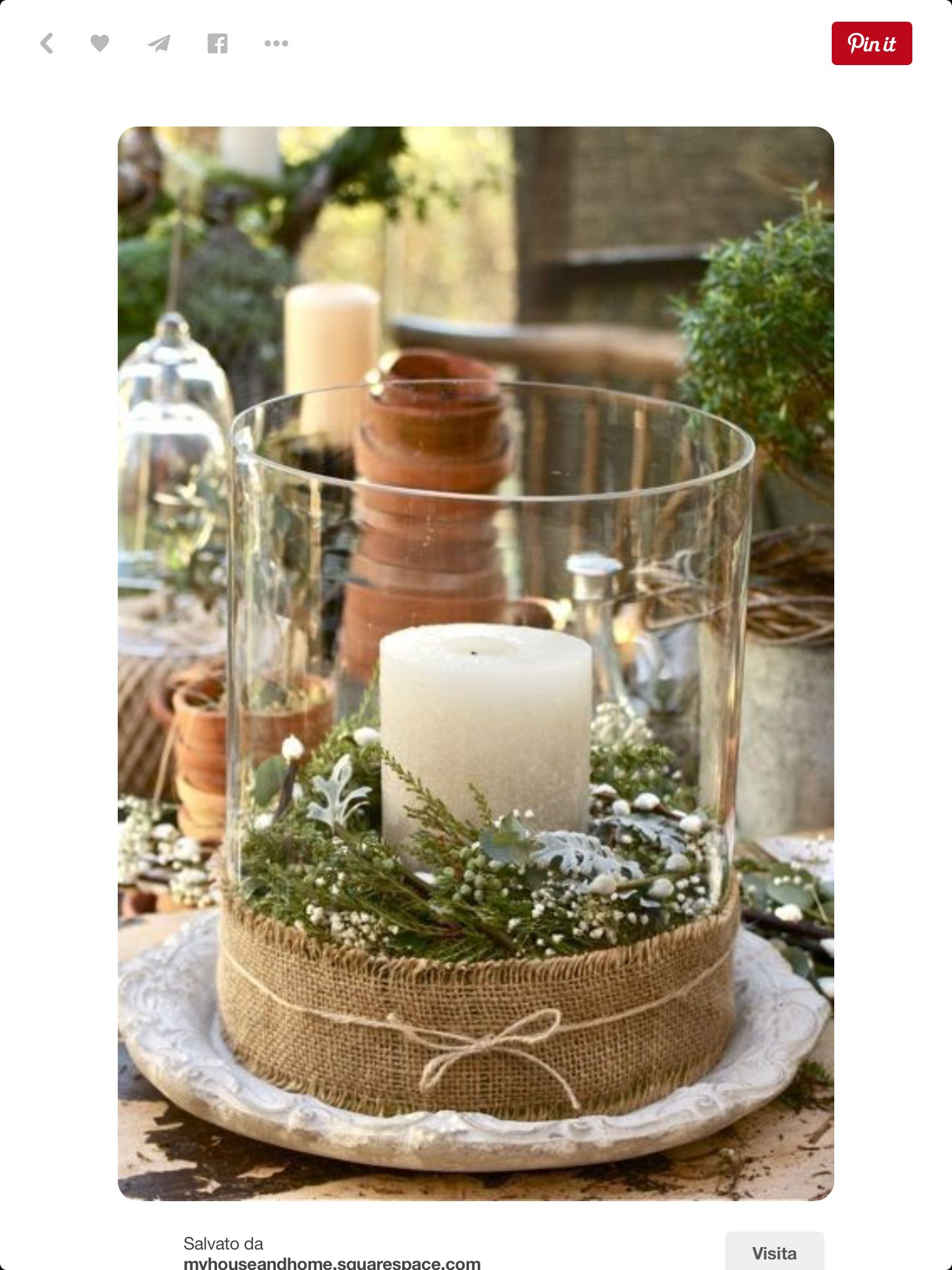 Every Festive Table Needs A Centerpiece, And A Wedding Table