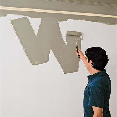 How To Paint A Room Painting Walls Tips Room Paint Wall