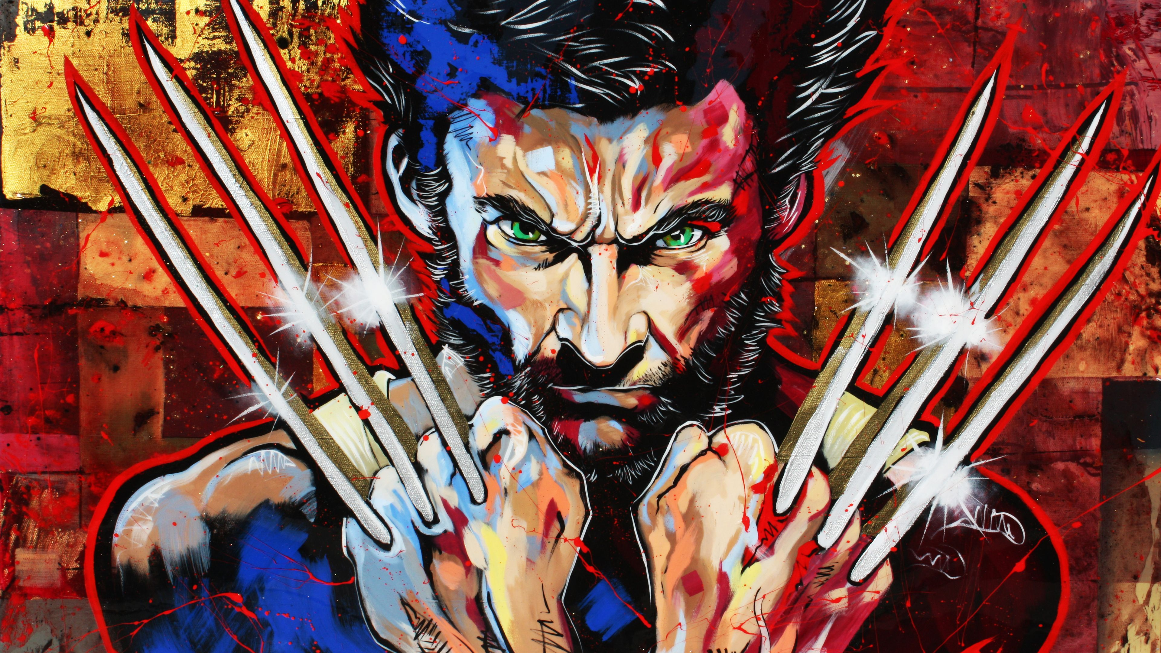 Wolverine 4k Wolverine Wallpapers Superheroes Wallpapers Hd Wallpapers 4k Wallpapers Wolverine Art Wolverine Logan Art Logan Wolverine