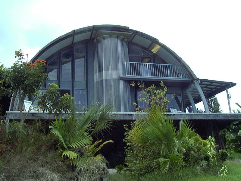 Steel quonset hut homes steel hut house and building for Quonset hut