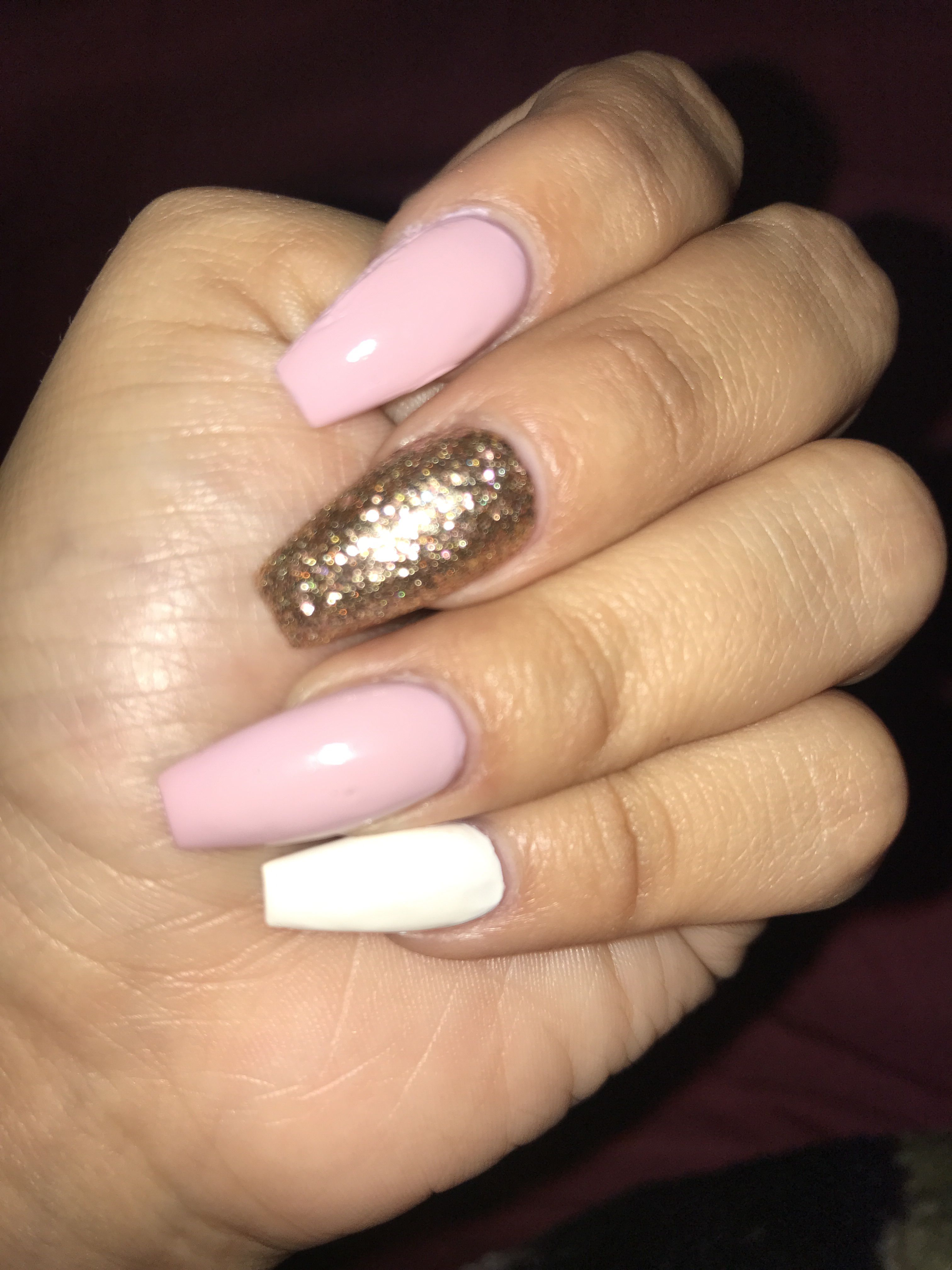 Pin by nicolle soto on Nails | Pinterest | Coffin nails, Beauty ...