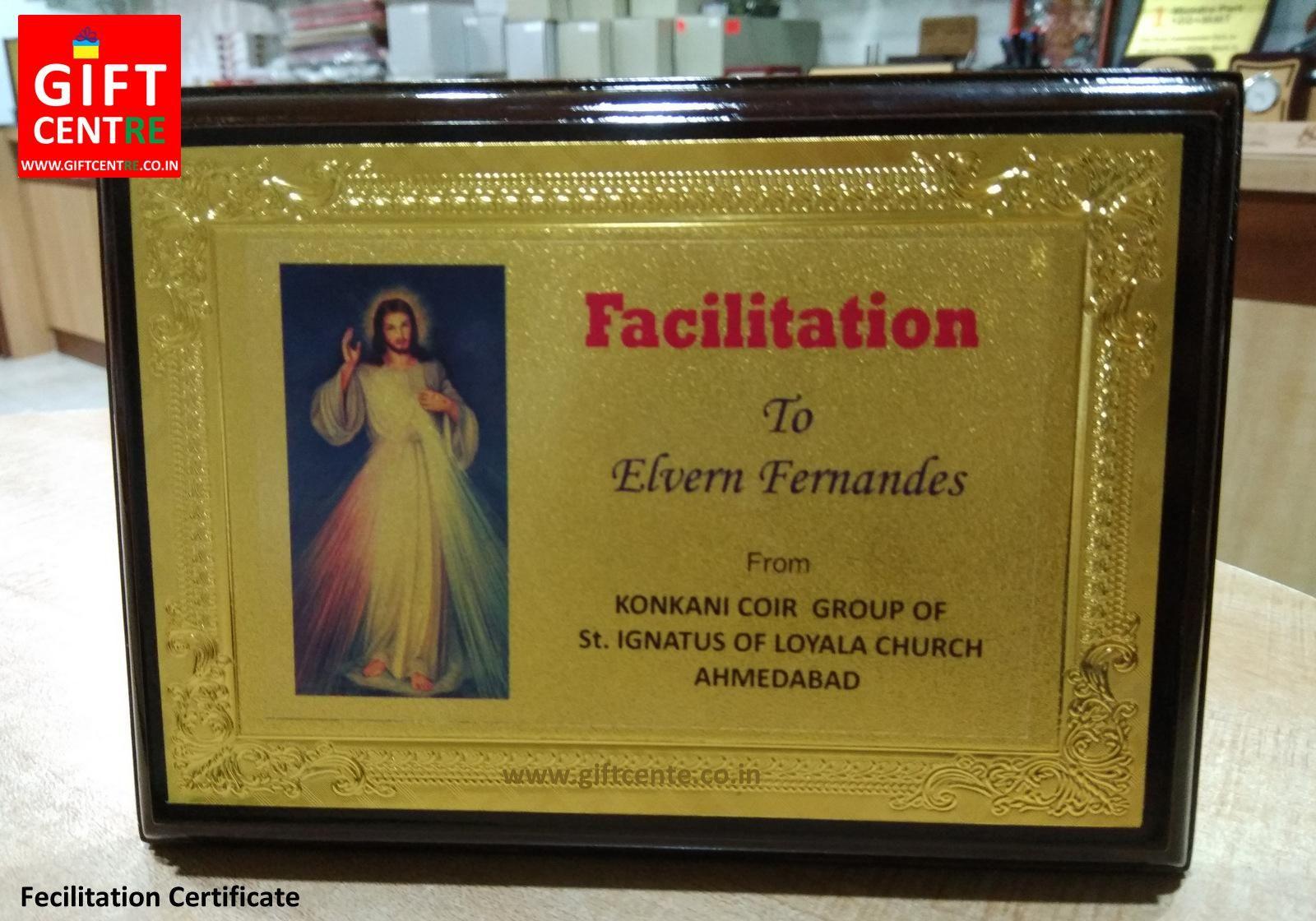 Farewell, Facilitation, Rewards, Achievement, Certificate