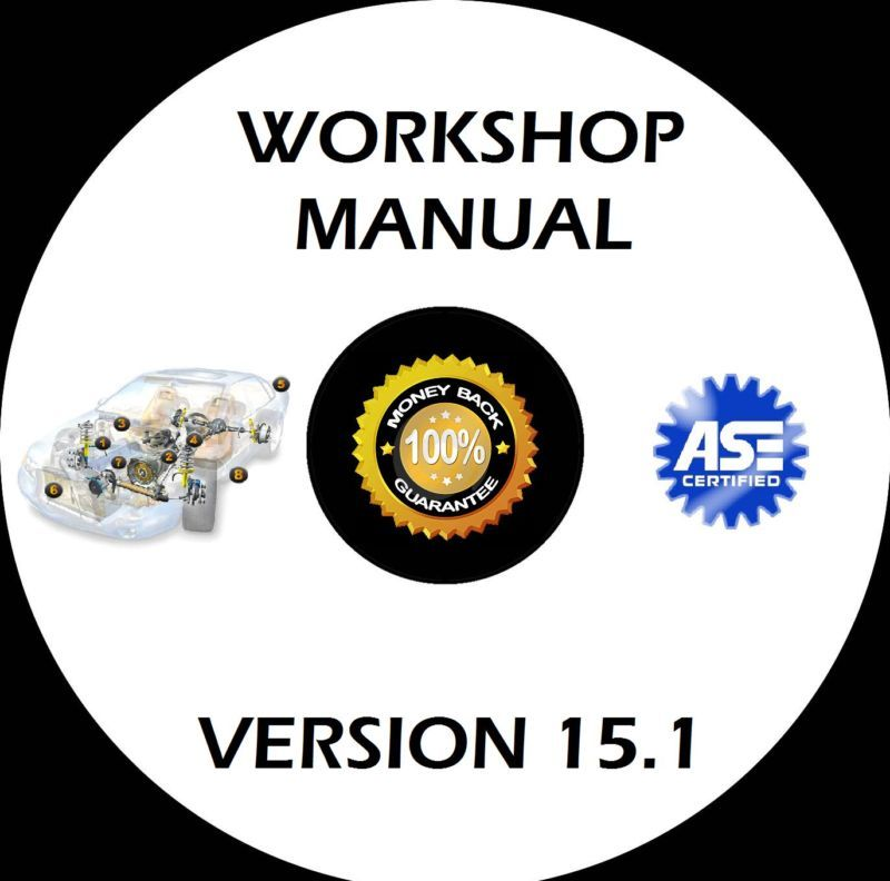 Bmw All Models Service Repair Workshop Manual Factory Manual