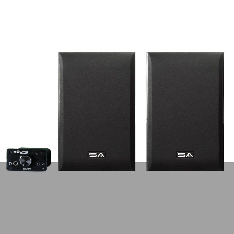 65 Premium Bookshelf Speakers By Sound Appeal Av Express AV Catalog 6 5