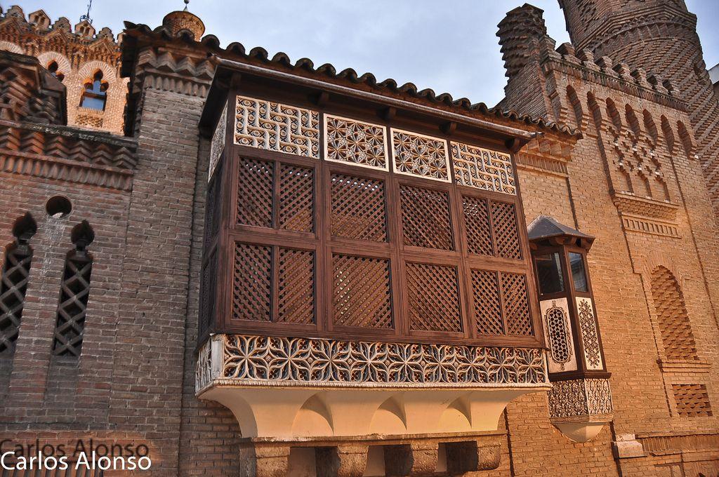 Palacio de laredo alcal de henares arte mudejar mudejar alcala de henares y espa a Arquitectura alcala de henares