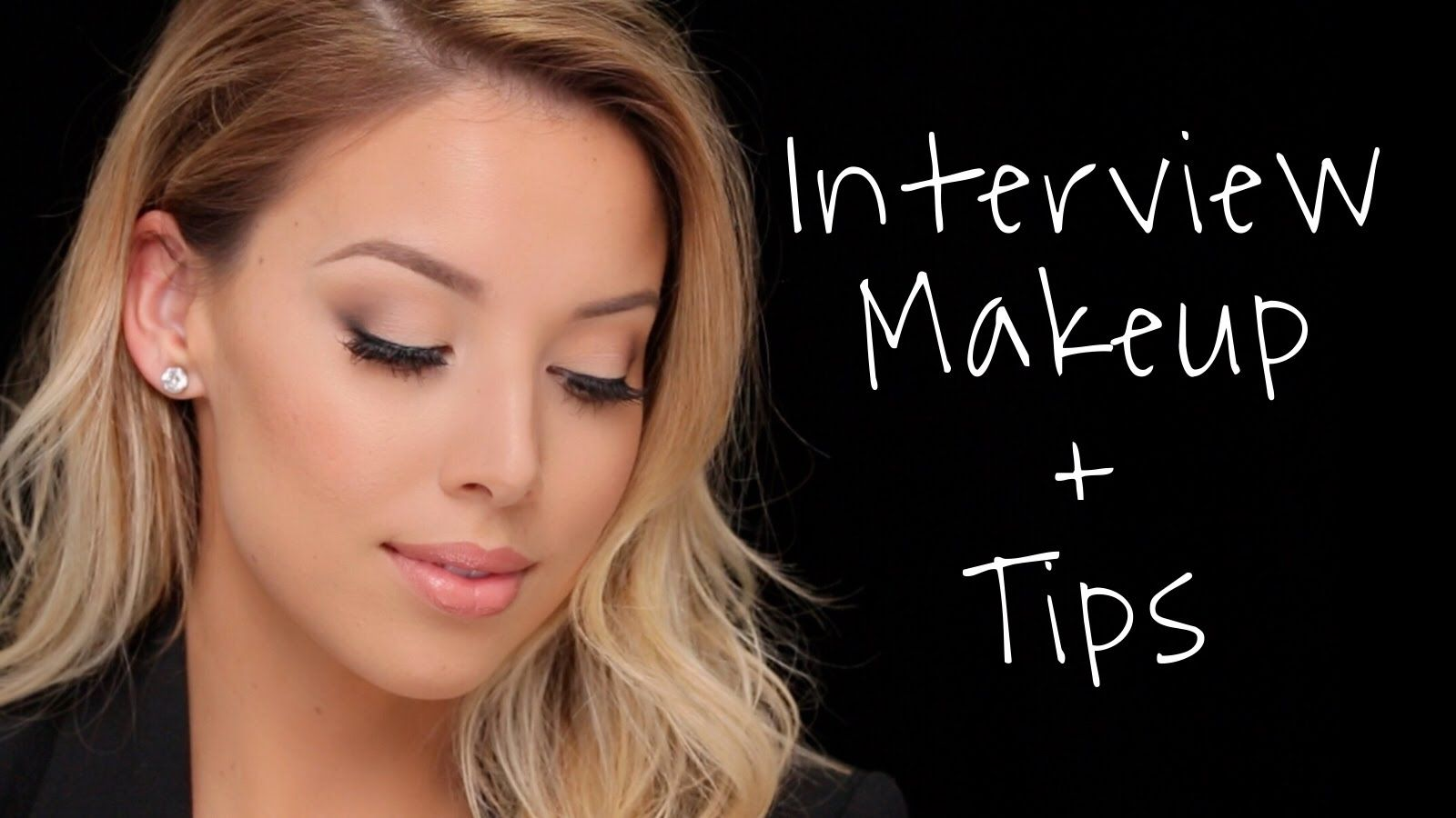 INTERVIEW MAKEUP lustrelux 35O natural everyday