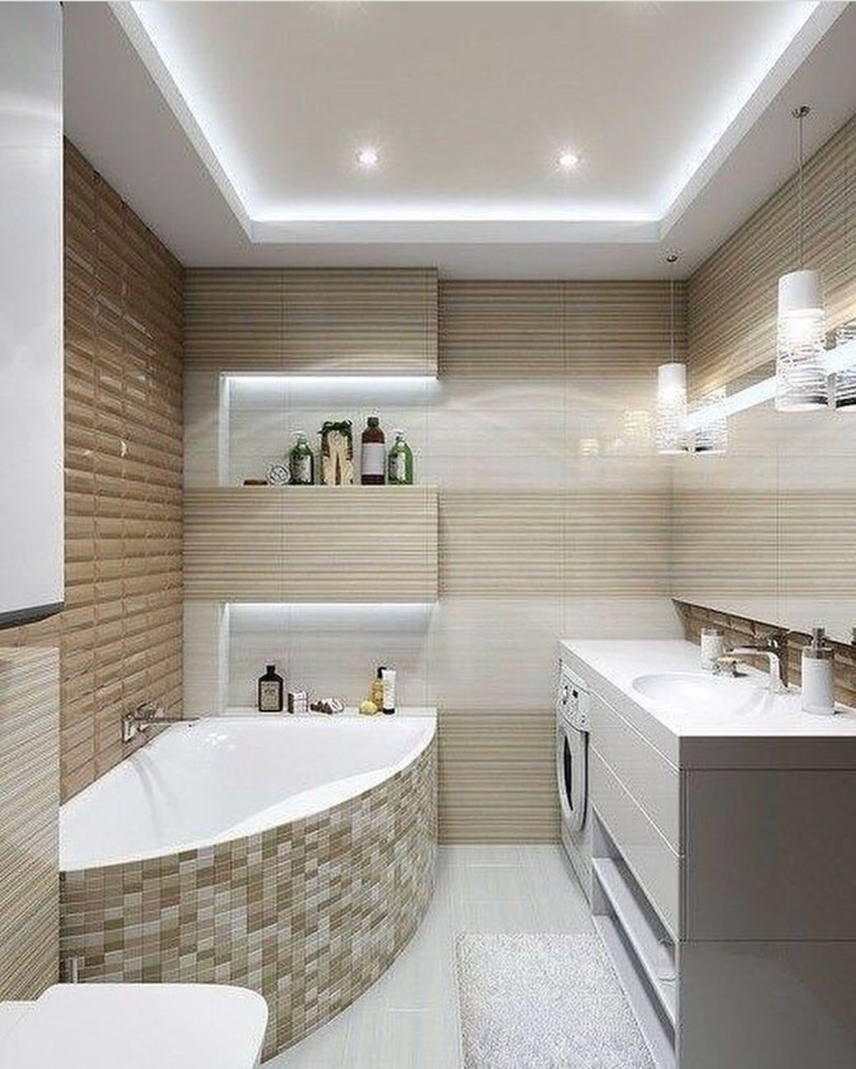 Beautiful Living Rooms On A Budget That Look Expensive: 65 Most Popular Small Bathroom Remodel Ideas On A Budget