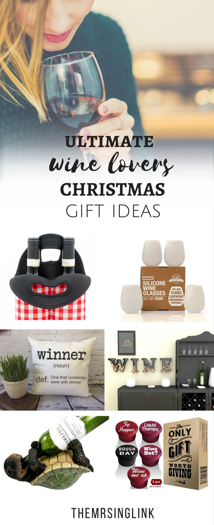 the ultimate wine lovers christmas gift ideas | christmas gifts