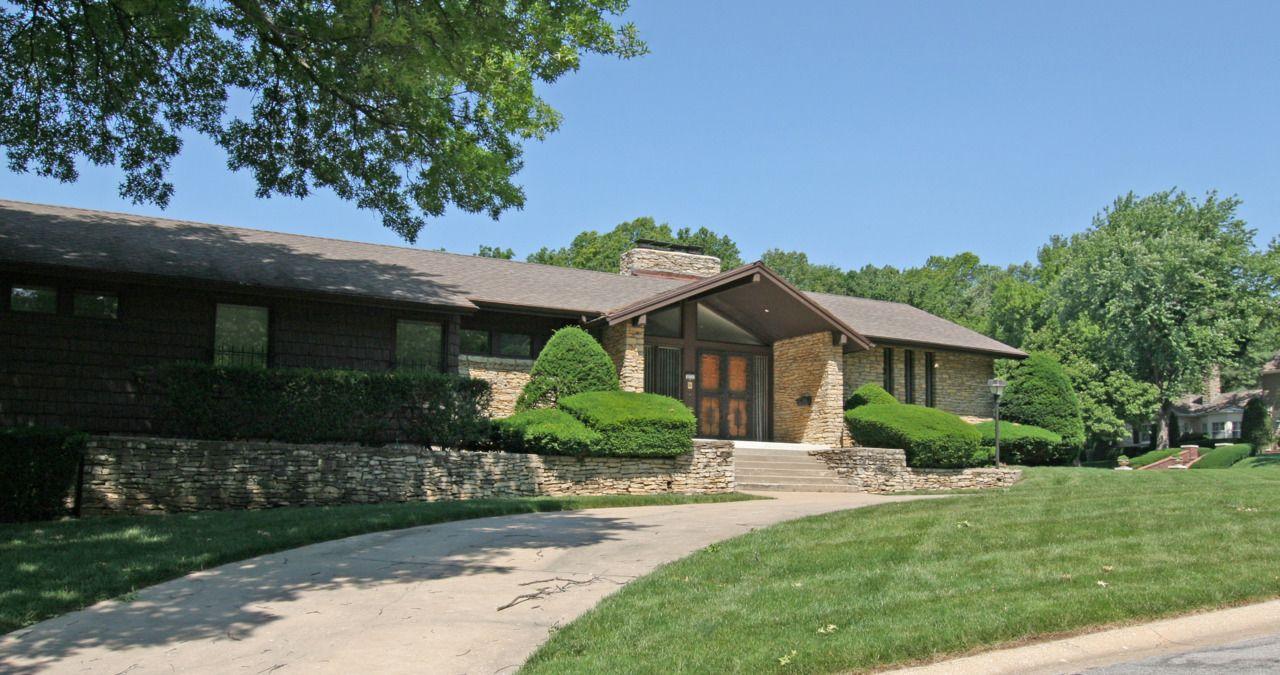 B.E.L.T. (Kansas Mid-Century Modern Homes, Part 2 Rosewood...)   KC ...