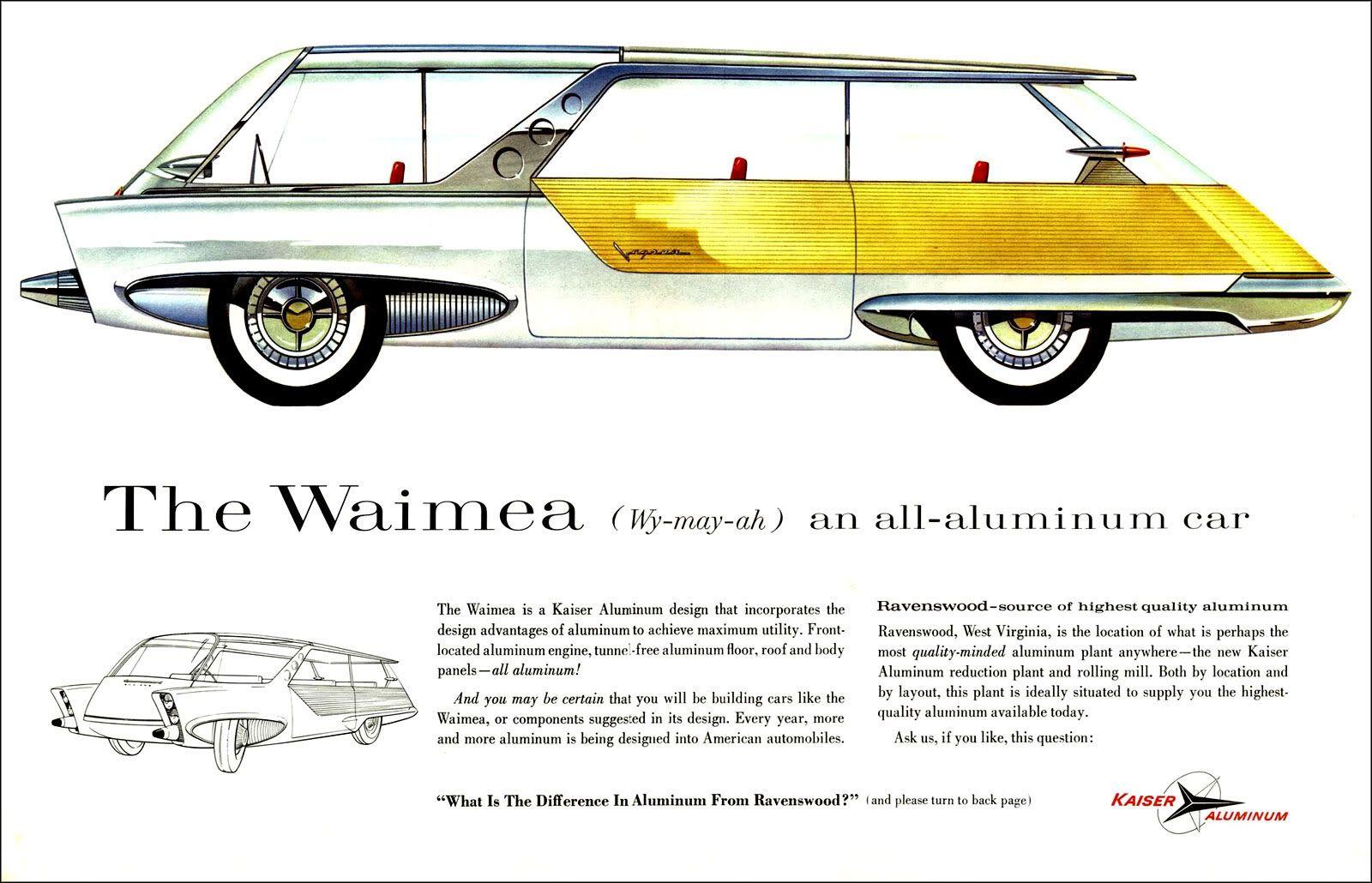 Kaiser Aluminum The Coolest Cars Ever Detroit Forgot To Build