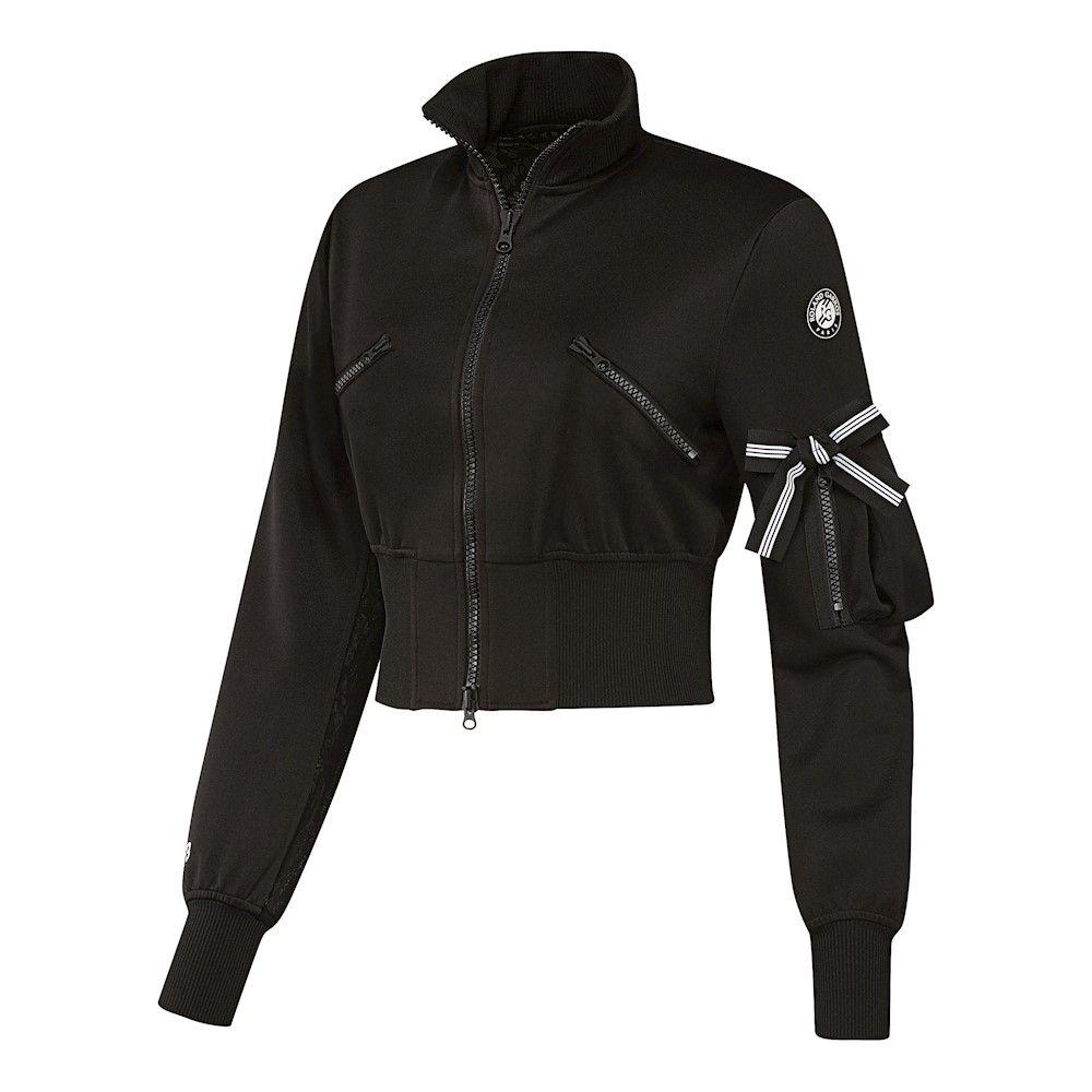 8699ef49b9a67 adidas Roland Garros Y-3 Training Jacket Women - Black