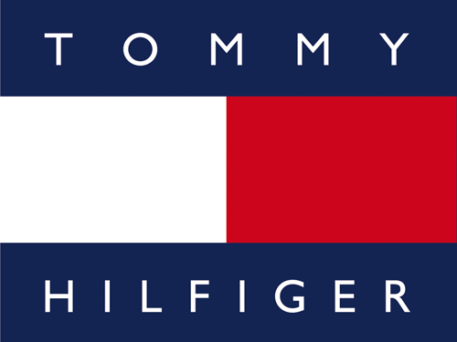 The Tommy Hilfiger logo is suitable for a variety of styles and trends.  #logorealm #tommyhilfigerlogo | Tommy hilfiger brand, Clothing brand logos,  Tommy hilfiger