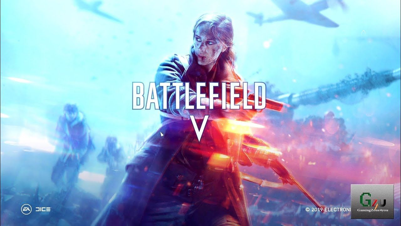 Battlefield 5 Starting Trailer With Gameplay Gaming Zone 4 You