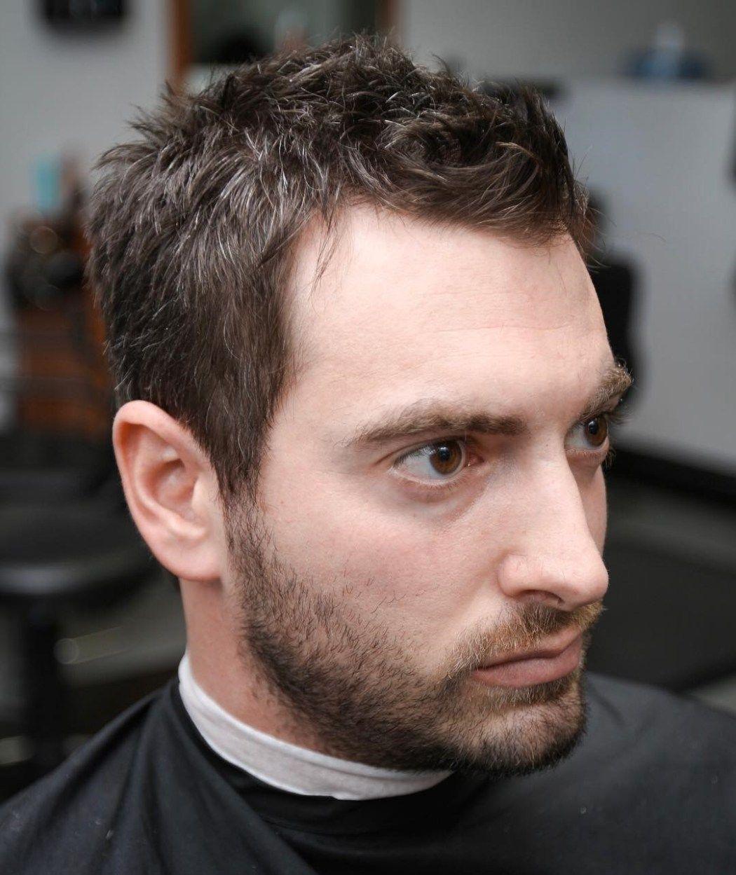 Short haircuts for balding men  classy haircuts and hairstyles for balding men  menus hair