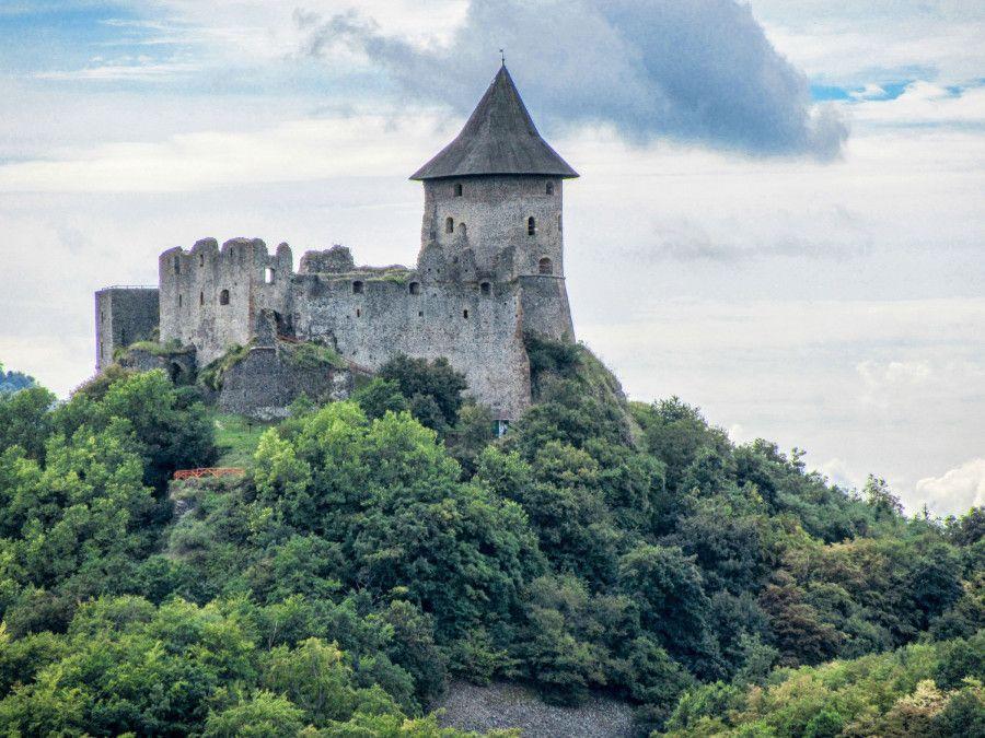 Po Slovensku - Náučný chodník Šomoška