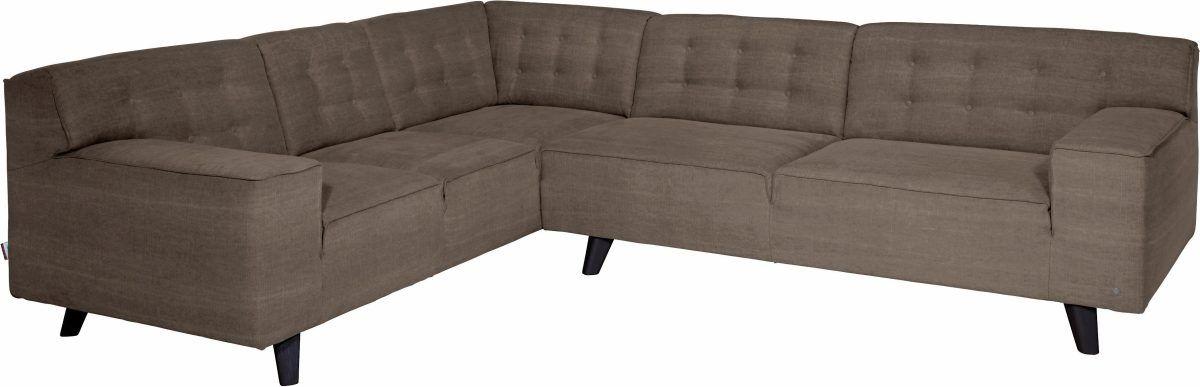 TOM TAILOR Ecksofa »NORDIC CHIC« braun, Langer Schenkel rechts Jetzt - wohnzimmer sofa braun