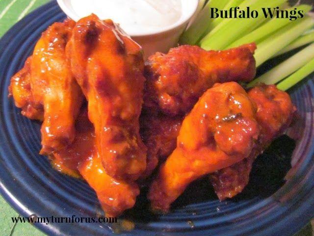 my turn for us buffalo wings food decorationdecorationsbuffalo