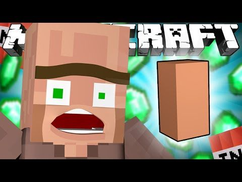 Why Villagers REALLY Have Big Noses - Minecraft - YouTube | yt mash