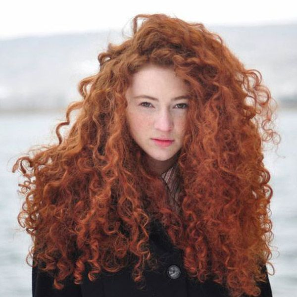 Whether You Have Short Curly Hair Or Long Curly Hair Here Are 45 Seriously Cute Hairstyles For Curly Hair Red Curly Hair Ginger Hair Curly Hair Styles