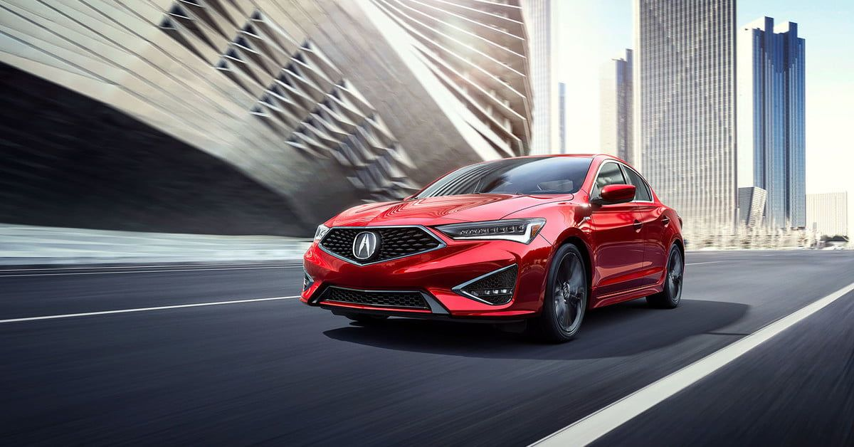 Acura Gives Its 2019 ILX the Extensive Makeover It Sorely
