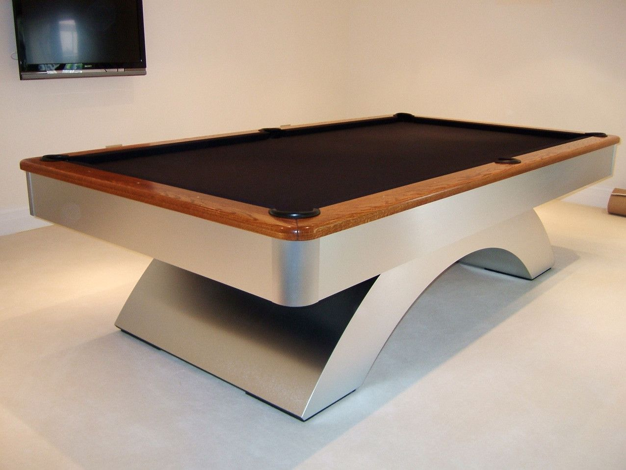 A Olhausen Waterfall Pool Table By Olhausen Billiards : Buy Online At  Robbies Billiards