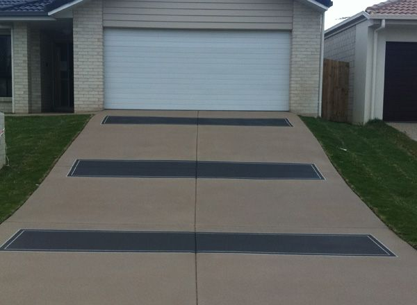 Wonderful Image Result For Driveway Concrete Coloured Rectangle
