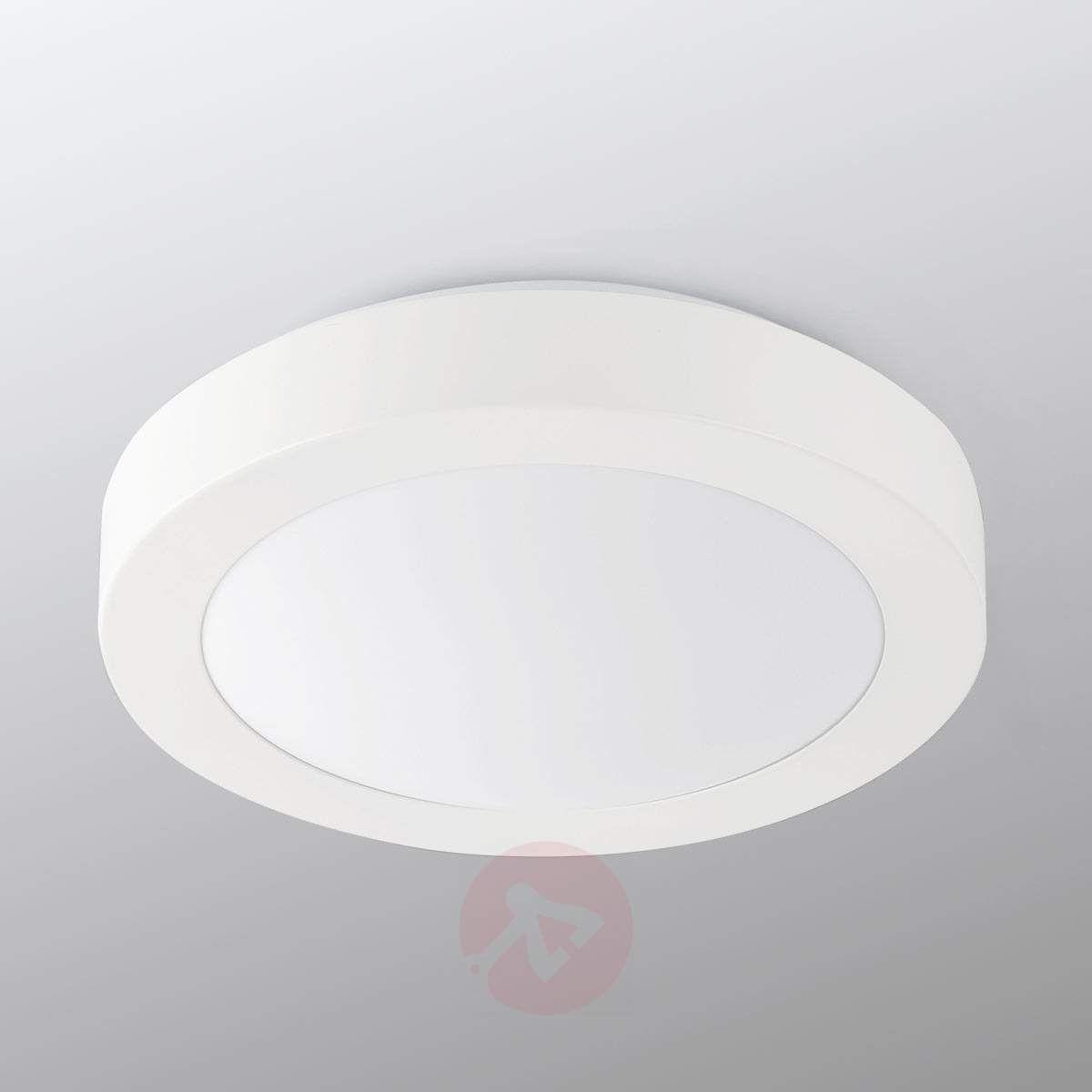 Okrągła łazienkowa Lampa Sufitowa Logos ø 27 Cm W 2019