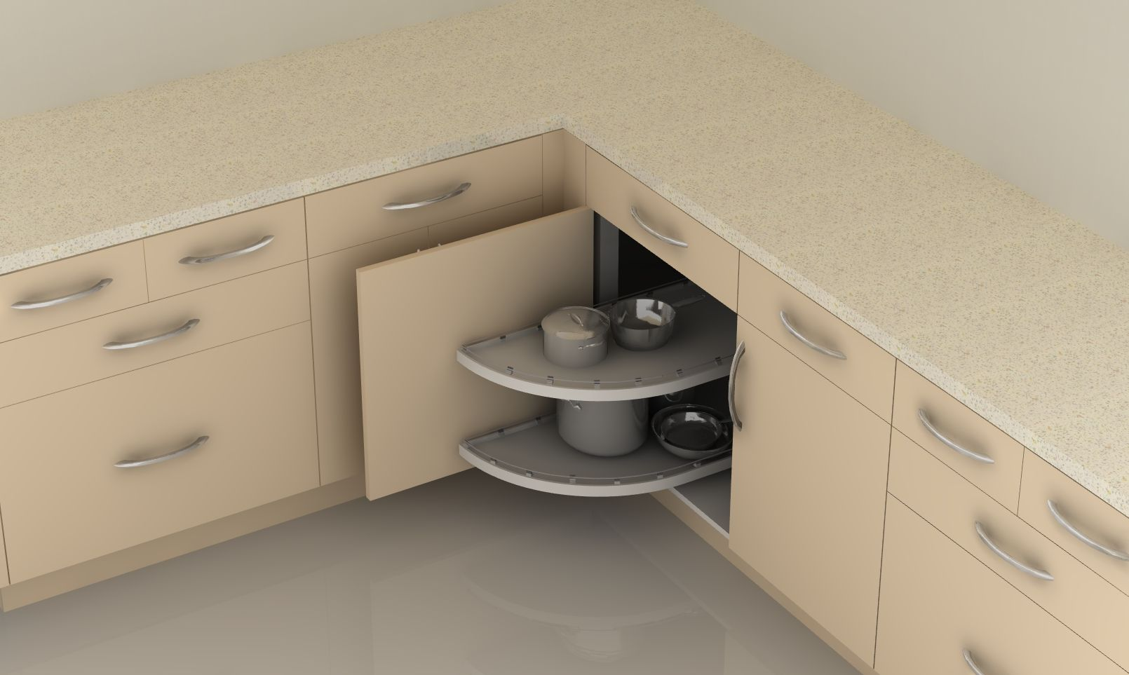 This To Replace The Lazy Susan In Cabinet Just Not From Ikea