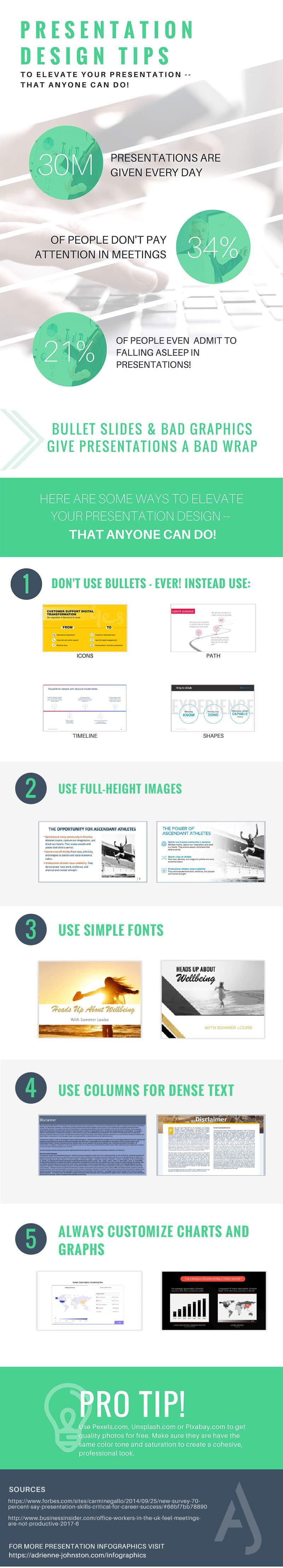 From powerpoint experts simple ways to elevate your presentation design ideas also rh pinterest