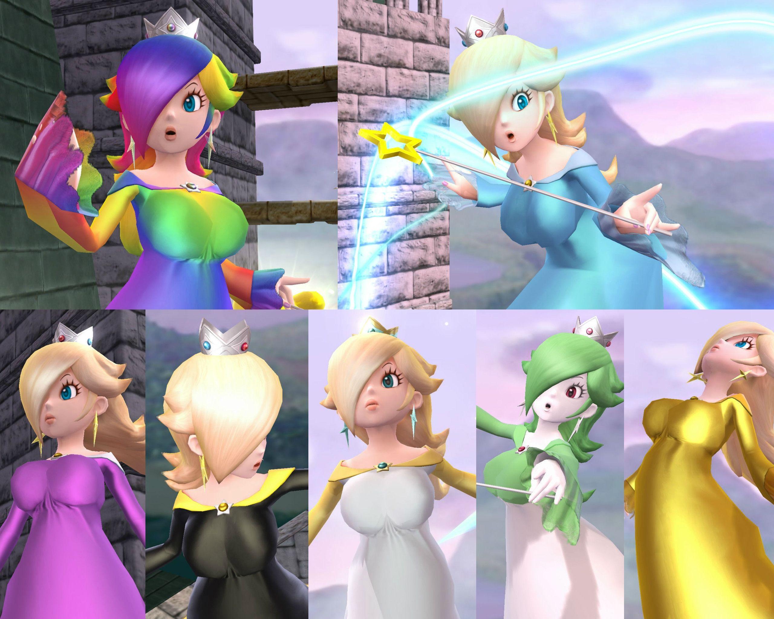 The Quintessential Thicc Modpack (Version 12)   Super Smash Bros