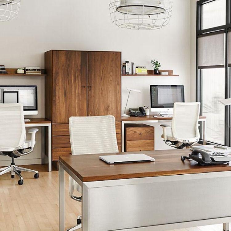 صور مكاتب منزلية مكاتب شركات مكتب مودرن تشكيلة مكاتب رائعة ديكورات مكاتب عصرية Home Home Decor Furniture