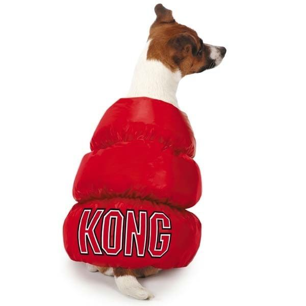 Kong Toy Costume Dog Pet Halloween Puffy Party Outfit Coat Classic
