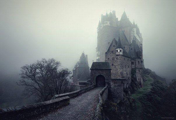 Burg Eltz Castle, Germany.