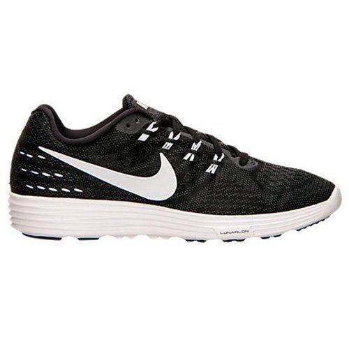 Womens Shoes Nike LunarTempo Black/White/White
