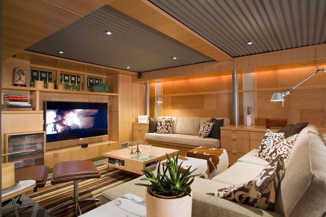 Cheap Basement Ceiling Ideas
