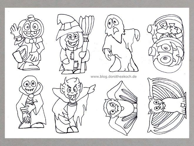 malvorlage halloween  coloring pages diy halloween