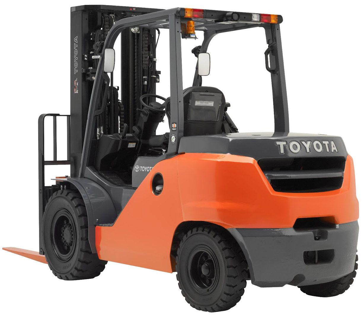 Toyota Unveils Big New Forklift Plant In Small Indiana