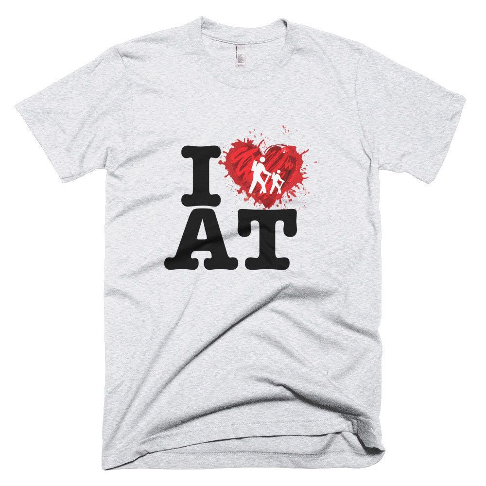 Heart Mens AT Shirt
