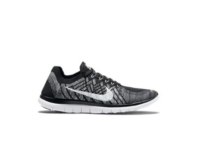 Nike Free 4 0 Flyknit Men S Running Shoe