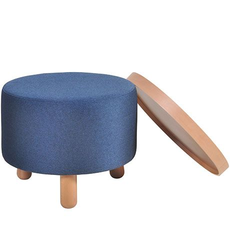 Low Table/Stool - Blue - alt_image_one