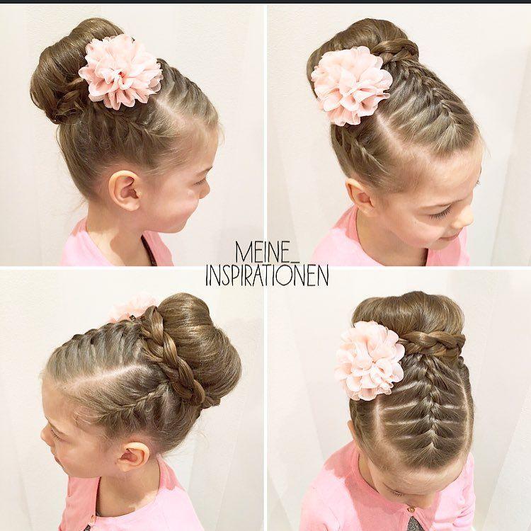 "Jana'S Instagram Photo: ""🌺🌸 Flowerinthehair Flower Girl Girlhair Girlhairstyles Hair Hairstyle Hairstylist Hairinspo Hairstyleoftheday Braids Braided…"" - Hair Beauty"