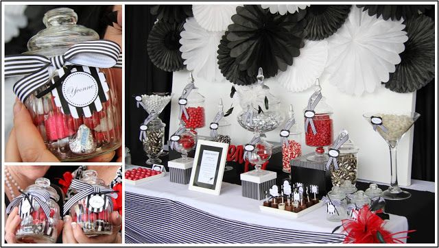 Leonie's Cakes and Parties . . . . .: Leonie's 40th Fancy, Feathery Affair