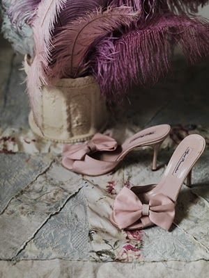 shoes & feathers