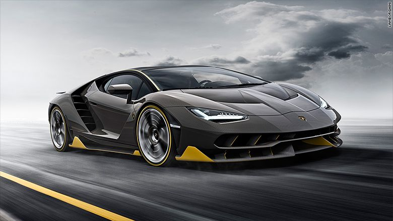 Most Powerful Lamborghini Ever Is Already Sold Out With Images